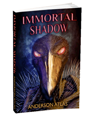 "Immortal Shadow:  ""Mesmerizing fiction and a worthy successor to the first two books in the series. Highly recommended."" ~Reviewed by Jack Magnus for Readers' Favorite"