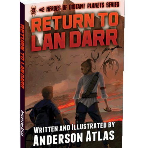 3D-Book-return-to-Lan-Dar-lava