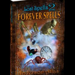 Lost Spells 2 Forever Spells written by Anderson Atlas