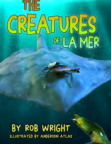 Creatures of La Mer Middle Grade novel