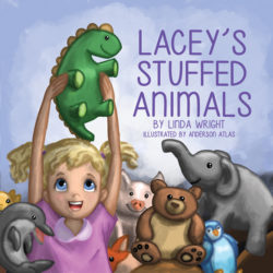 laceys stuffed animals childrens book