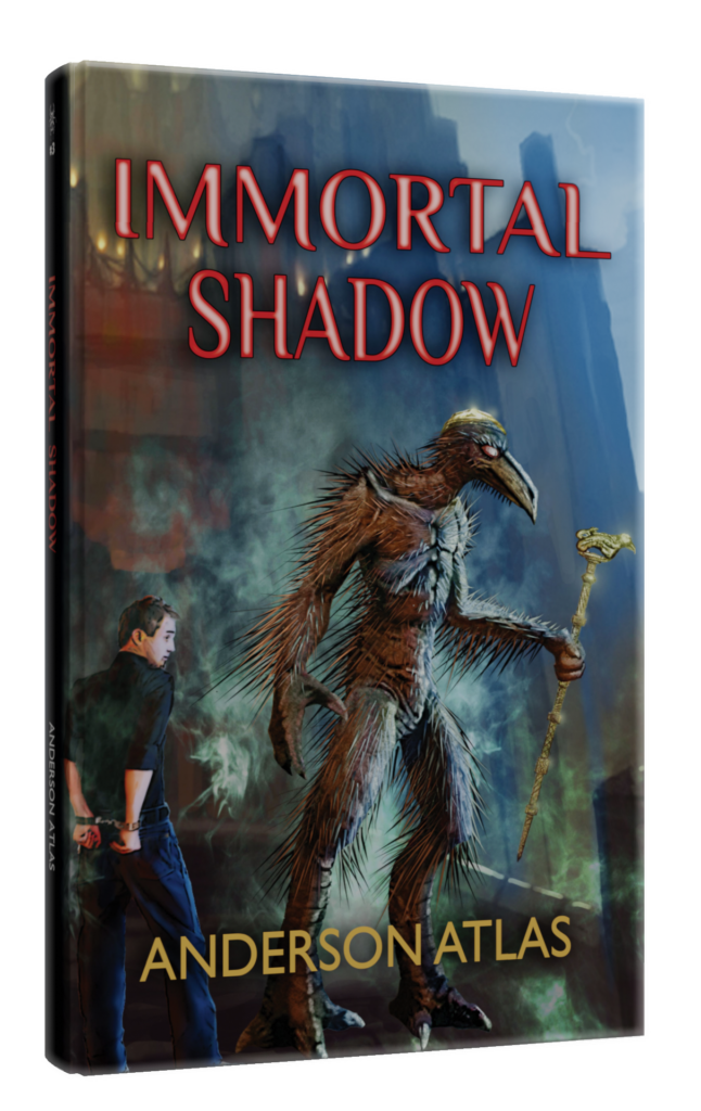 immortal shadow book 3d