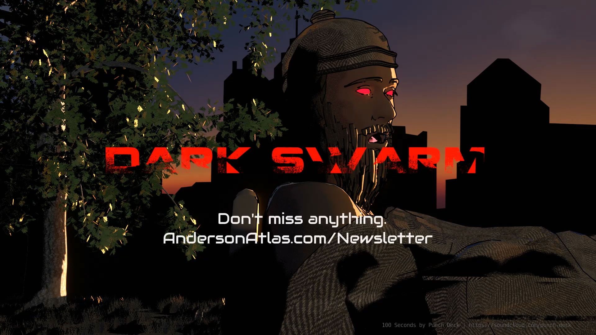 DARK SWARM animtion clip 1